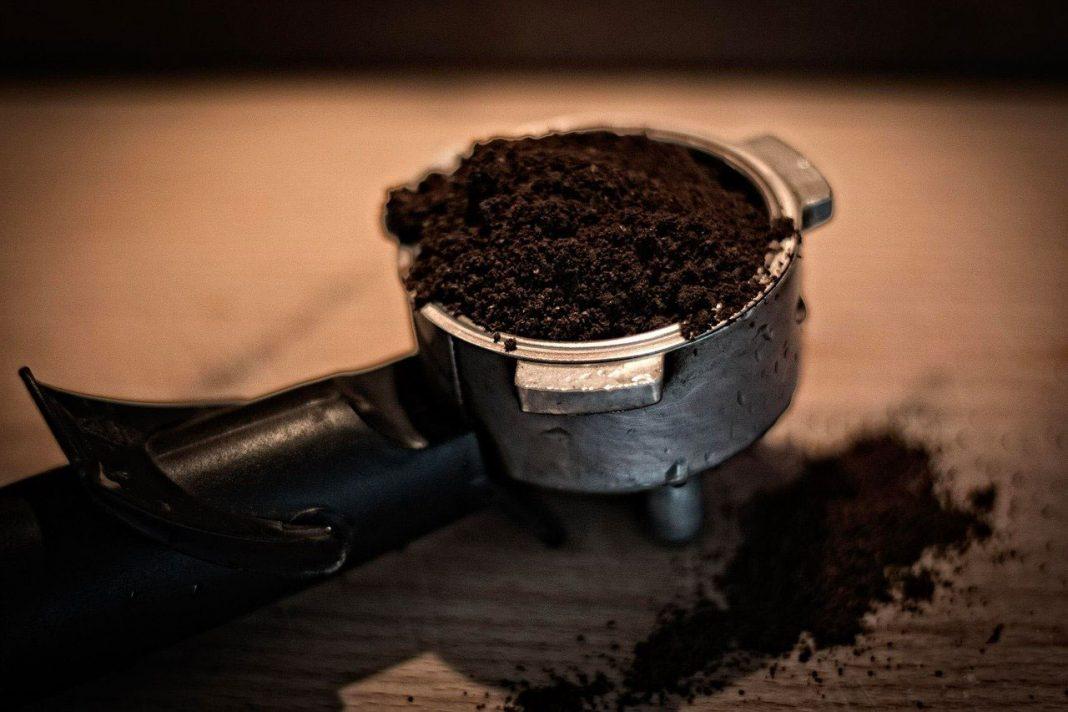Gommage au marc de café